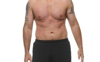 Набор мышечной массы для эндоморфа: тренировки и питание