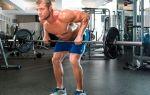 Упражнения на спину со штангой: 9 лучших упражнений + видео