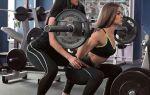 Базовые упражнения в тренажерном зале для девушек
