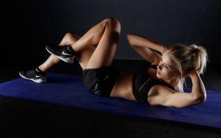 Спортивные упражнения для похудения в домашних условиях