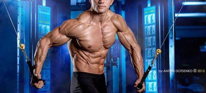 Алексей Шредер: натуральный бодибилдинг без стероидов