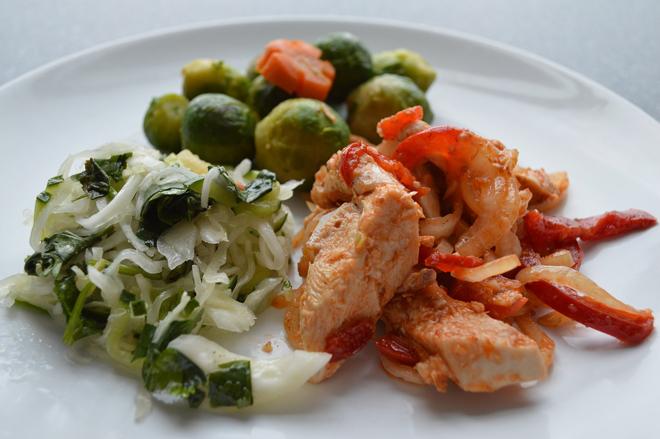 Лёгкое питание для похудения: меню