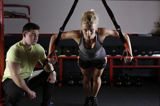 Индивидуальная программа тренировок для девушек