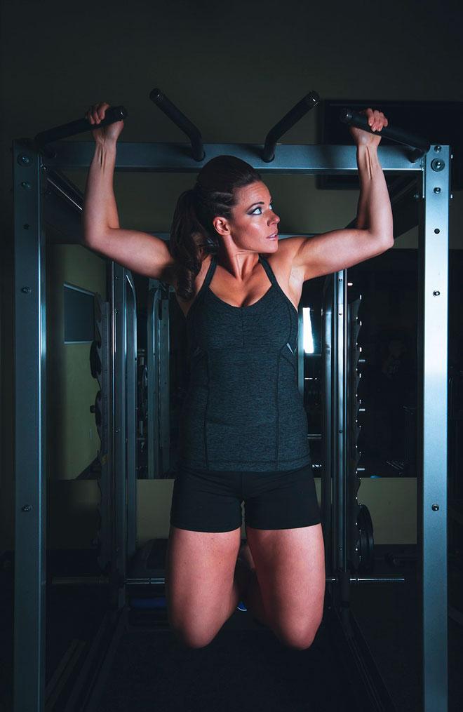 Физические упражнения для похудения дома