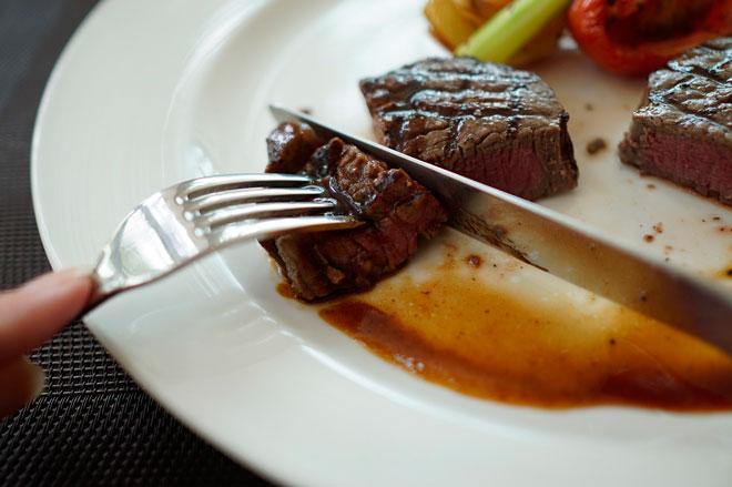 Полезный ужин при правильном питании для похудения