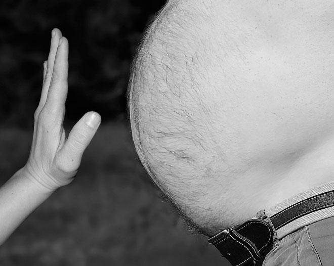 Как избавиться от внутреннего жира в организме