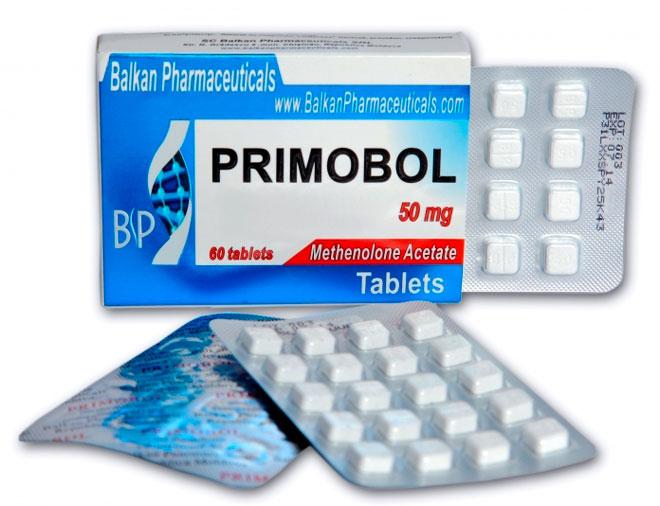 Примоболан (метенолон ацетат)